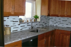 Stoneworks Granite & Quartz Edmonton Backsplash