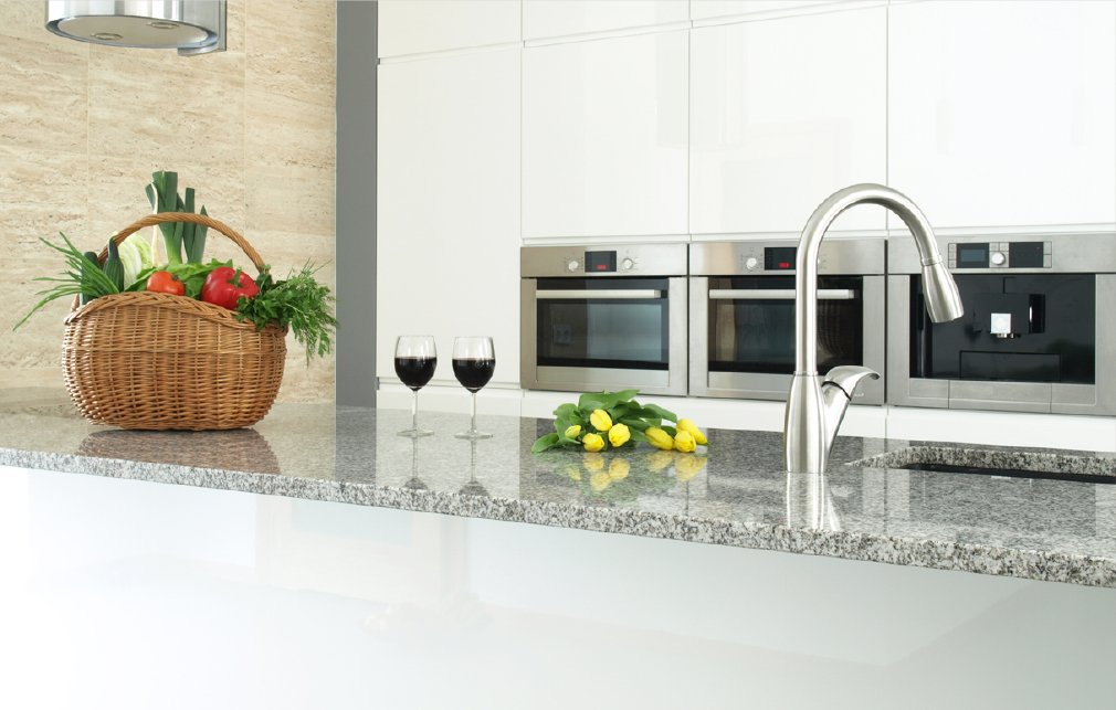Kitchen Granite Worktops Edmonton